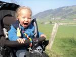 Wandern macht Spaß - bei wandern-mit-familie.de gibt's die Infos.