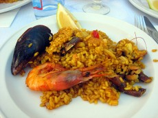Empfehlenswert: die Paella bei Ca'n Toni Moreno